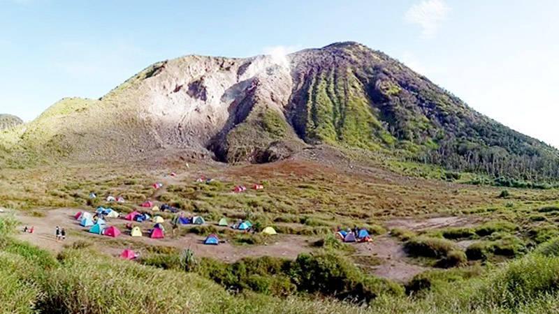 Padangkita.com: Gunung Talang, Pendakian Gunung Talang, Natal dan Tahun Baru